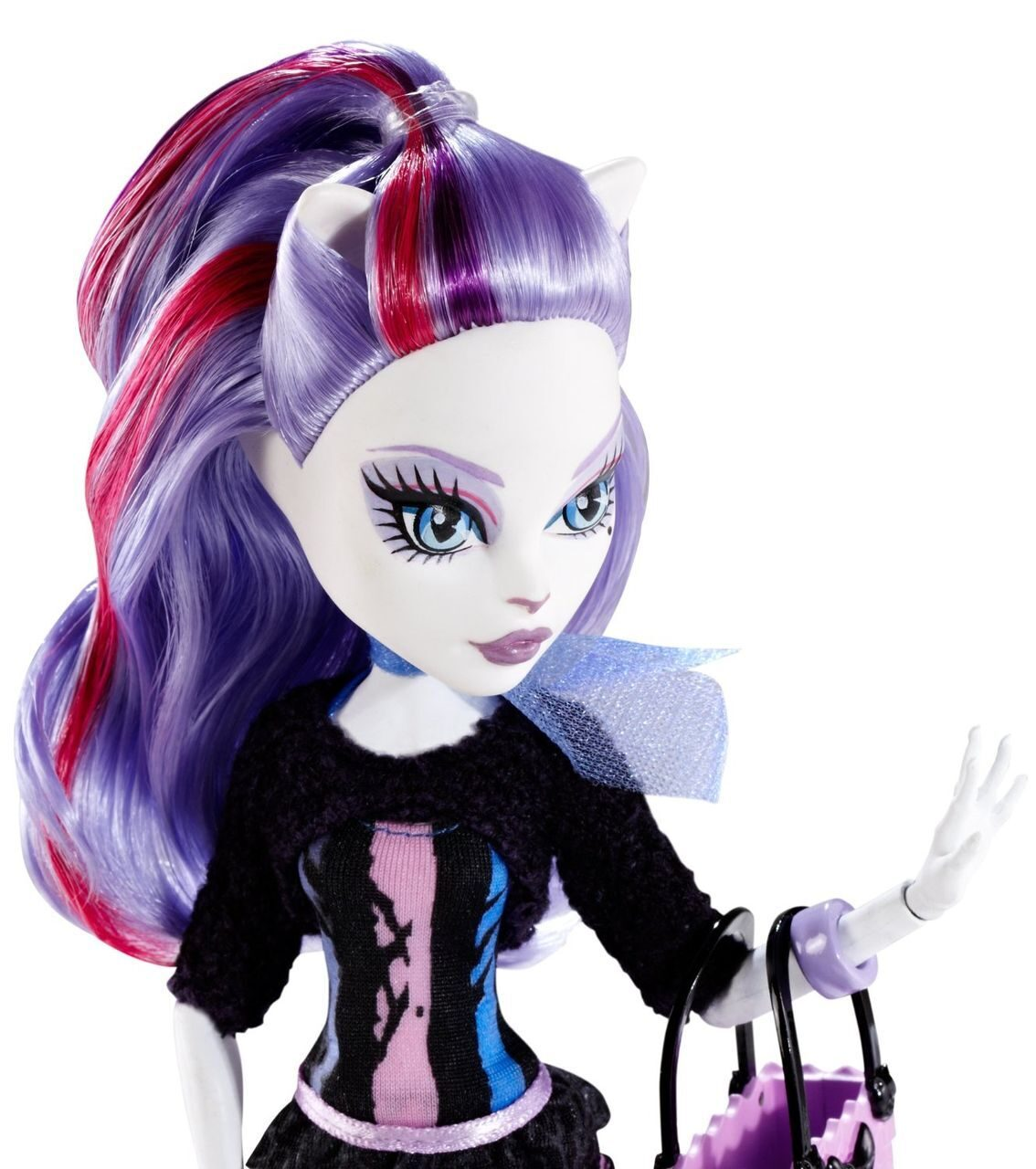 Кукла Monster High Монстер Хай Новый Страхместр Кэтрин Де Мяу
